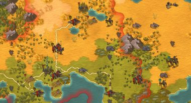 """Civ 5 Designer's New Dark Ages 4X Strategy Game """"At the Gates"""" Launches January 23, 2019"""