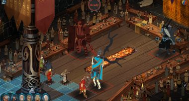 New DLC for The Banner Saga 3 Adds the Eternal Arena