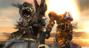 Earth Defense Force 5 Now Available Worldwide