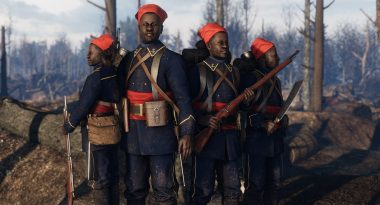 Free Verdun Expansion Adds New Senegalese Recruits