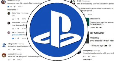 """PlayStation """"Family Management"""" Video Met with Outrage"""