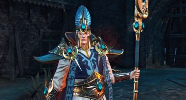New Warhammer: Chaosbane Trailer Introduces the High-Elf Mage Elontir