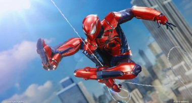 """""""Silver Lining"""" DLC for Spider-Man Launches December 21"""