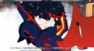 New Gameplay for Kill la Kill the Game: IF