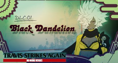 "Travis Strikes Again: No More Heroes ""Black Dandelion"" DLC Launches on February 28"