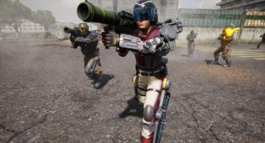Earth Defense Force: Iron Rain Launches April 11, 2019 in Japan