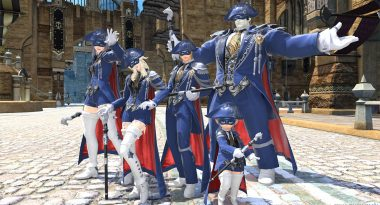 Final Fantasy XIV Update 4.5 Launches January 8, 2019