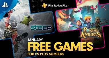 January 2019 PlayStation Plus Games Announced