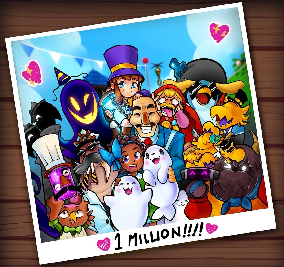 A Hat in Time Sells Over 1 Million Copies - Niche Gamer