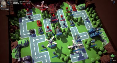 "Indie Japanese Strategy Game ""Tiny Metal"" Gets Online Multiplayer in Free Update"