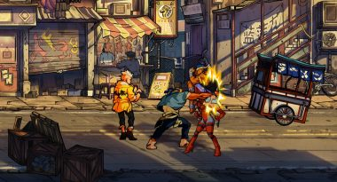 Gameplay Teaser Trailer for Streets of Rage 4