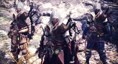 Assassin's Creed: Origins Content Sneaks into Monster Hunter World
