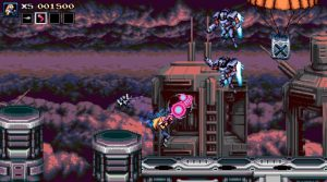New Stage 4-1 Gameplay for Throwback Shooter Blazing Chrome
