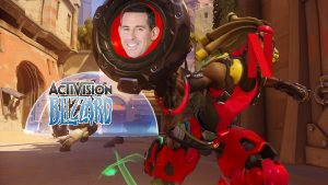 Activision Blizzard Fires Their CFO, He Then Gets Hired by Netflix