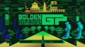 "New ""Golden Dragon GP"" Trailer for Travis Strikes Again: No More Heroes"