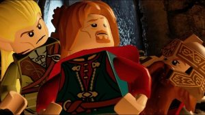 Lego: Lord of the Rings and The Hobbit Removed From Steam
