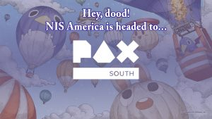 NIS America to Reveal New Game at PAX South 2019