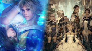 Final Fantasy X / X-2 HD Remaster and Final Fantasy XII: The Zodiac Age for Switch and Xbox One Release Dates Set for April