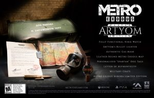 Metro Exodus Artyom Custom Edition Detailed, Only Ten Available