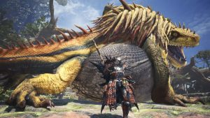 Extra Thicc Jagras Coming in 1-Year Anniversary Appreciation Fest for Monster Hunter World