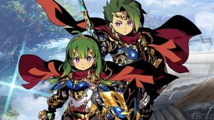 Challenges Trailer for Etrian Odyssey Nexus