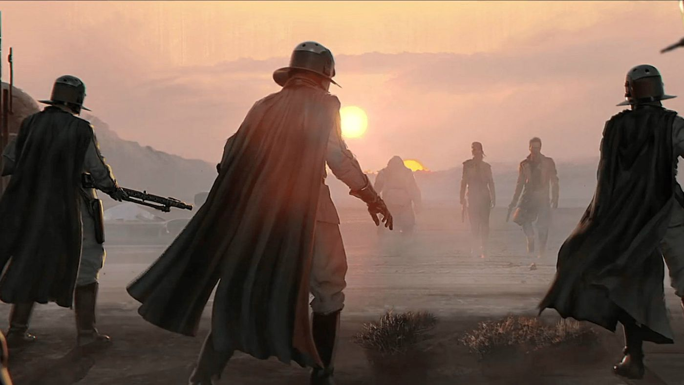 Rumor: EA Vancouver Open World Star Wars Game is Cancelled - Niche Gamer
