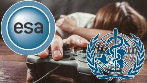 "ESA Met the World Health Organization Over ""Gaming Disorder"" Classification"
