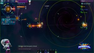 "Space-Age Artillery Strategy Game ""Worbital"" Launches This Month"