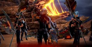 Multiplayer Trailer for God Eater 3