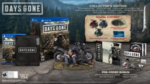 New Trailer, Pre-Order Bonuses, and Collector's Edition Revealed for Days Gone