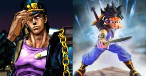 New Leak Confirms Jotaro Kujo and Dai for Jump Force