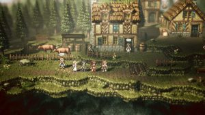 """Square Enix Trademarks """"HD-2D"""" in Europe"""
