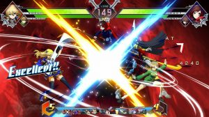 BlazBlue: Cross Tag Battle 1.5 Update, New DLC Characters Launch May 21