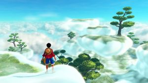 New Screenshots for One Piece: World Seeker Introduce the Sky Island, Karma System, More