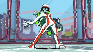 "Lethal League Blaze Reveals New Character ""Toxic"""