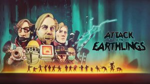 Attack of the Earthlings Heading to PS4 and Xbox One on March 5
