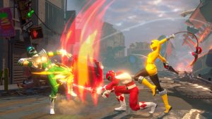 First Gameplay, Extended Reveal Trailer for Power Rangers: Battle for the Grid