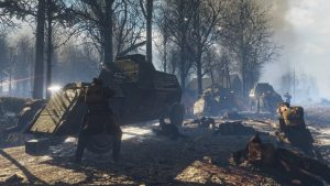 Tannenberg Gets New Update Ahead of Full Release