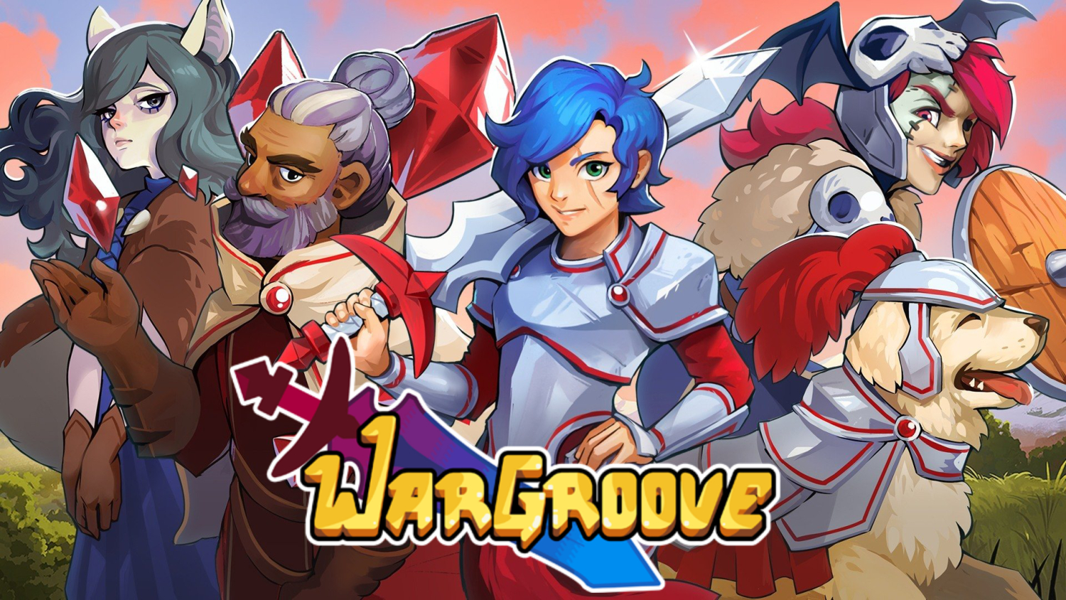 [Wargroove]Wargroove Review – Doggos of War