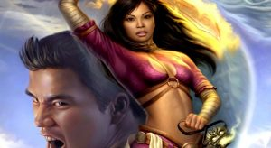 New Trademark Spotted for Jade Empire
