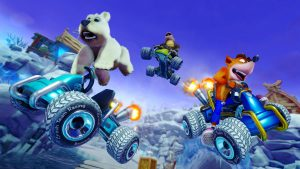Debut Gameplay for Crash Team Racing Nitro-Fueled