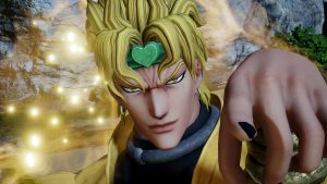 New Jotaro and Dio Trailer for Jump Force