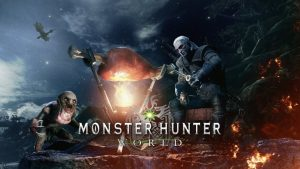 Monster Hunter: World and The Witcher 3 Crossover Event Now Available
