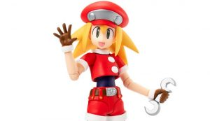 Mega Man Legends 4 Inch-Nel Roll Caskett Figure Review