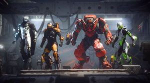 Launch Trailer for Anthem