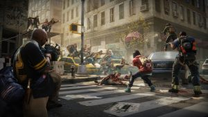 World War Z Launches April 16