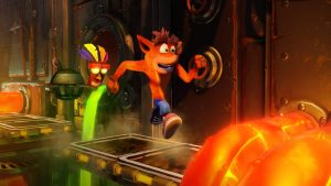Worldwide Shipments for Crash Bandicoot N. Sane Trilogy Top 10 Million Units