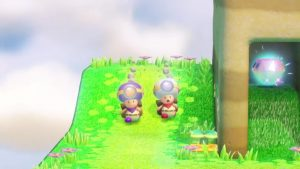 2 Player Co-op Mode Update Now Available for Captain Toad Treasure Tracker