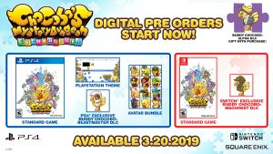Chocobo's Mystery Dungeon: Every Buddy! Western Launch Set for March 20