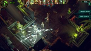 Warhammer 40,000: Mechanicus Now Available for Mac, Linux